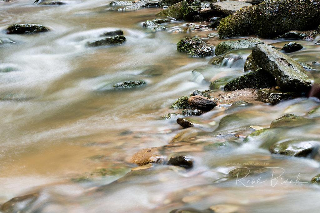 Hörschbach und Hörschbachwasserfälle, Murrhardt